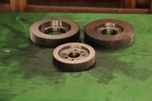 Maker Length Gears