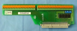 step motor extension card