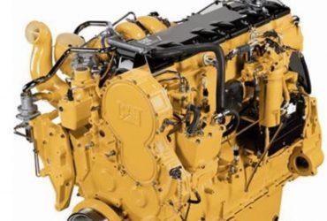C12 Diesel Engine