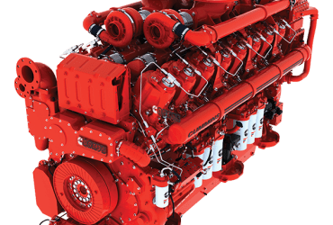 NT855 Diesel Engine
