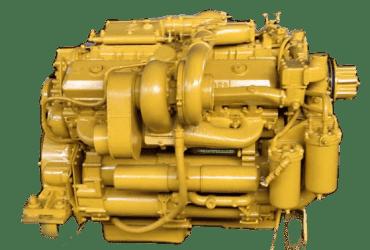 SAA6D107E-2 Diesel Engine