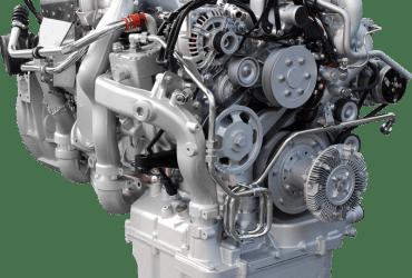 OM444 Diesel Engine