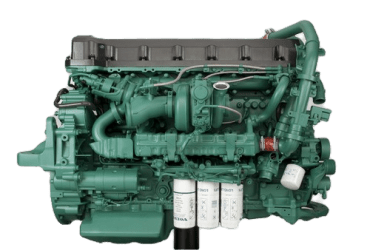 TWD1231VE Diesel Engine