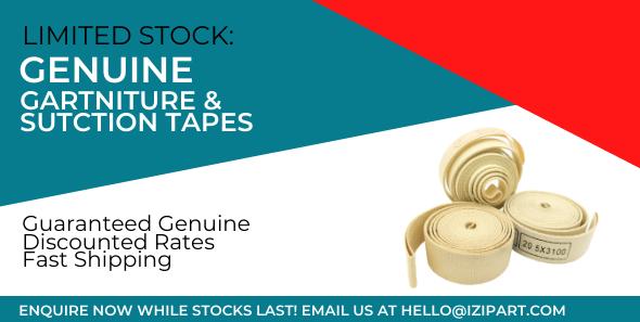 Cigarette manufacturing use of Garniture Tape