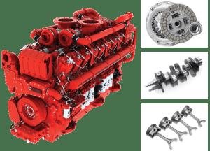 cummins diesel engines parts and equipment
