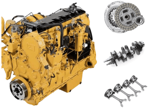 CAT C7 Engines: Applications, Replacement Options and Parts