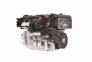 C18 Diesel Engine