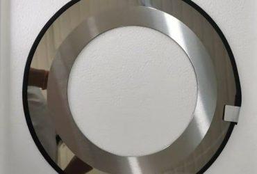 Tungsten carbide slitting blades